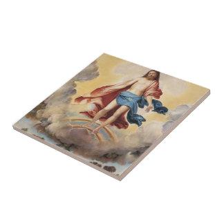 Loteria de Lorenzo la trinidad Azulejo Ceramica