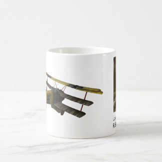 Lothar Von Richthofen, ... Classic White Coffee Mug