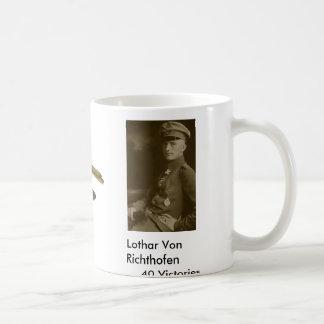 Lothar Von Richthofen,… Taza