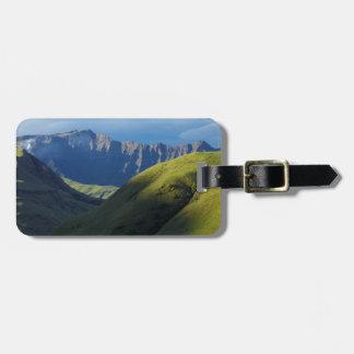 Lotheni, Ukhahlamba/parque de Drakensberg Etiquetas De Maletas