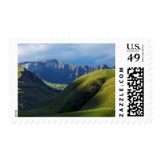 Lotheni, Ukhahlamba/parque de Drakensberg Sello Postal