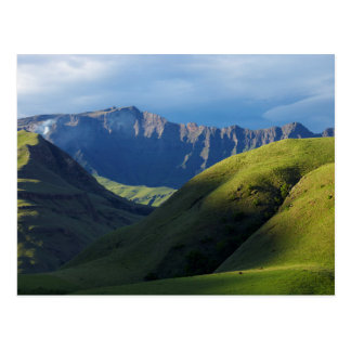 Lotheni, Ukhahlamba/parque de Drakensberg Tarjeta Postal
