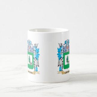Lothian Coat of Arms - Family Crest Classic White Coffee Mug