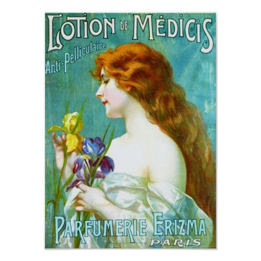 Lotion de Medicis Anti-Pelliculaire Print