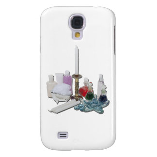 LotionPotionCandlesRelaxation123111 Samsung S4 Case