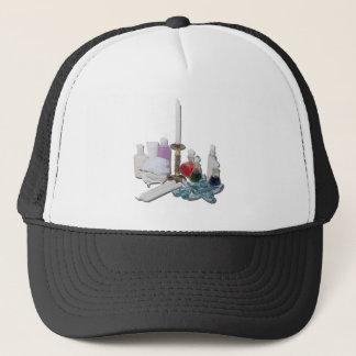 LotionPotionCandlesRelaxation123111 Trucker Hat