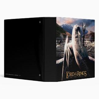 LOTR: Cartel de película del TT Saruman