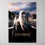 LOTR: Cartel de película del TT Saruman Posters