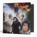 LOTR Character Collage Binders