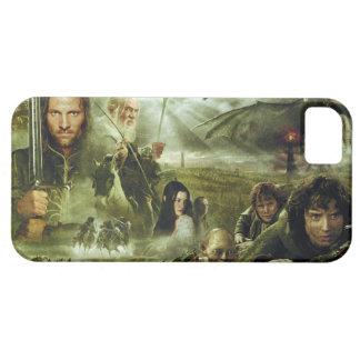 LOTR Movie Poster Art iPhone SE/5/5s Case