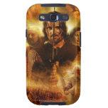 LOTR: ROTK Aragorn Movie Poster Samsung Galaxy S3 Case