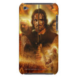 LOTR: ROTK Aragorn Movie Poster iPod Case-Mate Case