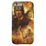 LOTR: ROTK Aragorn Movie Poster Tough iPhone 6 Case