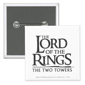 LOTR Stacked Logo Button