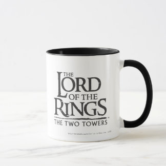 LOTR Stacked Logo Mug