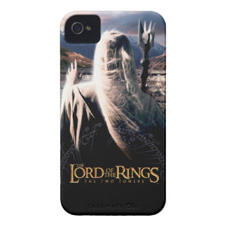 LOTR: TT Saruman Movie Poster iPhone 4 Cover