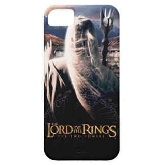 LOTR: TT Saruman Movie Poster iPhone SE/5/5s Case