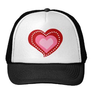 Lots-a-hearts Big Heart Trucker Hat