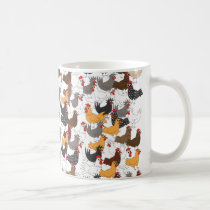 Lots and Lots of Chickens - Mug