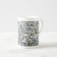 Lots And Lots Of Seashells Tea Cup