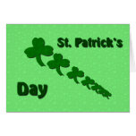 Lots O Clover St. Patrick's Day Card