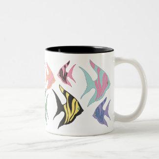 Lots O Fish Coffee Mug