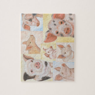 Lots o' Piggies puzzle