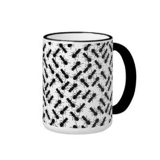 Lots of Ants Ringer Mug