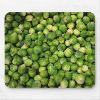 Lots of Brussels Sprouts Mouse Pad