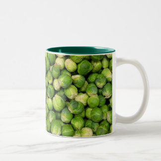 Lots of Brussels Sprouts Mugs