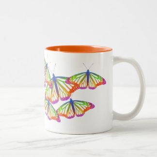Lots of Butterflies mug