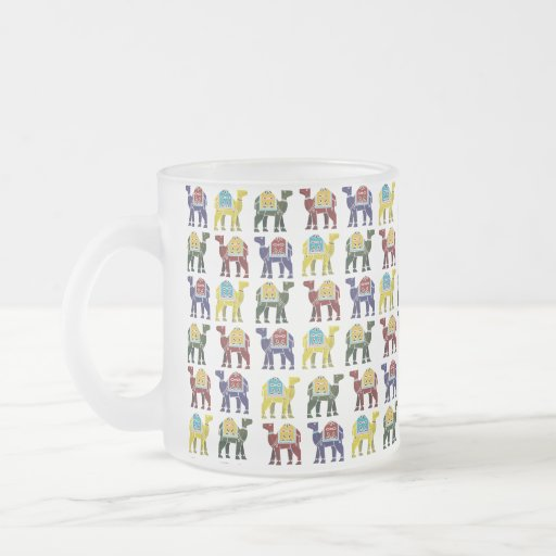 """""""Lot's of Camels"""" mug - all styles"""
