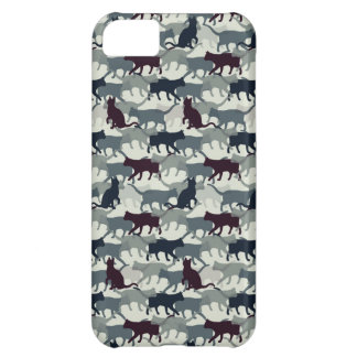 Lots of Cats iPhone 5C Cover