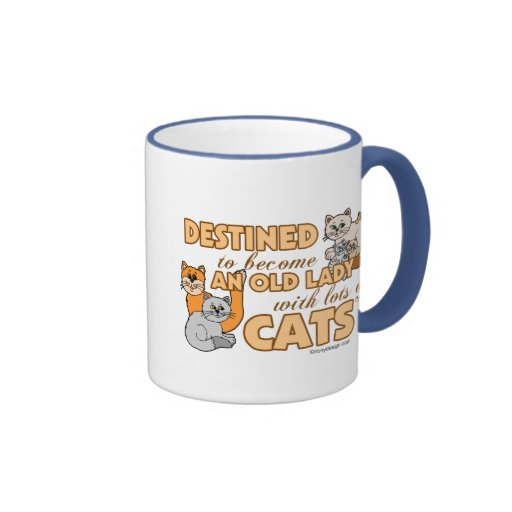 Lots Of Cats Coffee Mug