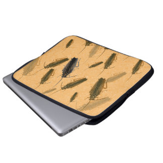 Lots of Cockroaches laptop sleeve