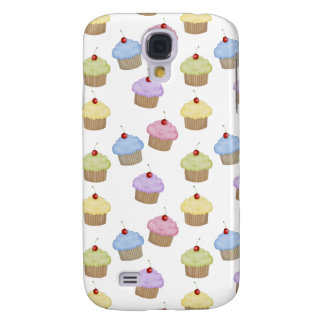 Lots of cupcakes samsung galaxy s4 cases