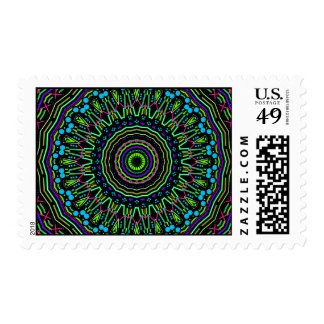 Lots of Dots No. 1 Postage Stamps