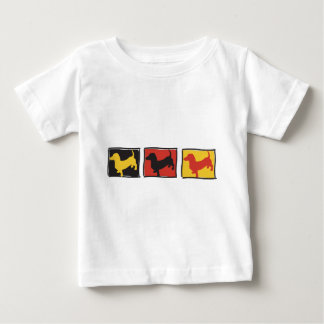 Lots of Doxies Baby T-Shirt