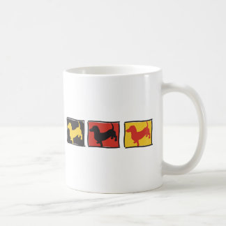 Lots of Doxies Coffee Mug