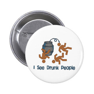 Lots Of Drunk People Button