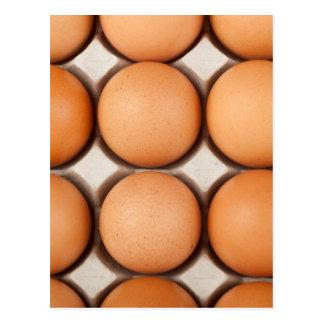Lots of eggs postcard