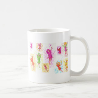 Lots of Fairies Coffee Mug