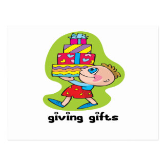 Lots Of Gifts For You! Postcard