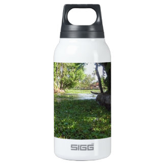 Lots of Greenery on a coastal area SIGG Thermo 0.3L Insulated Bottle