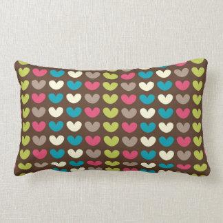Lots of Hearts MOJO Pillow