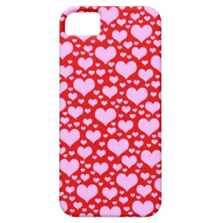 Lots of Hearts Phone 4 Case iPhone 5 Cover