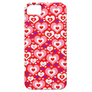 Lots of Hearts Phone 4 Case iPhone 5 Covers