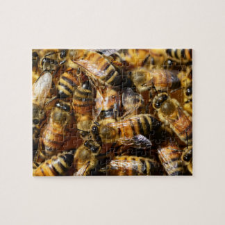 Lots of Honey Bees Puzzle