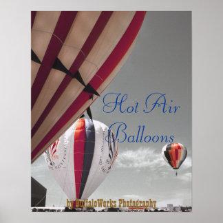 Lots of Hot Air Poster