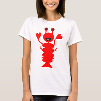 Lots of joy Happy Lobster T-Shirt